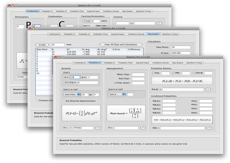Statistics paper professional